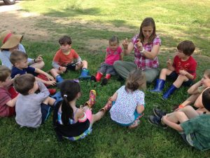 Preschool Farm Camp @ The Community Farm at Camp Chestnut Ridge | Efland | North Carolina | United States