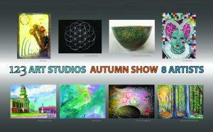 Autumn Art Show @ 123 Art Studios | Pittsboro | North Carolina | United States