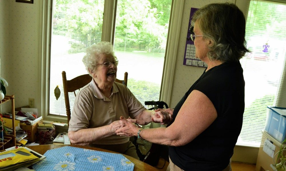 Orange County Organizations Reach Out To Rural Elderly